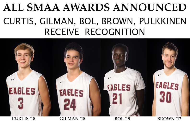 Eagles Honored By SMAA